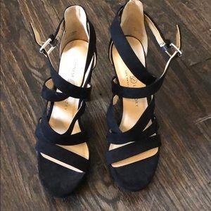 Chinese Laundry Black Heels Size 8